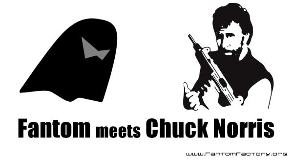 Fantom meets Chuck Norris